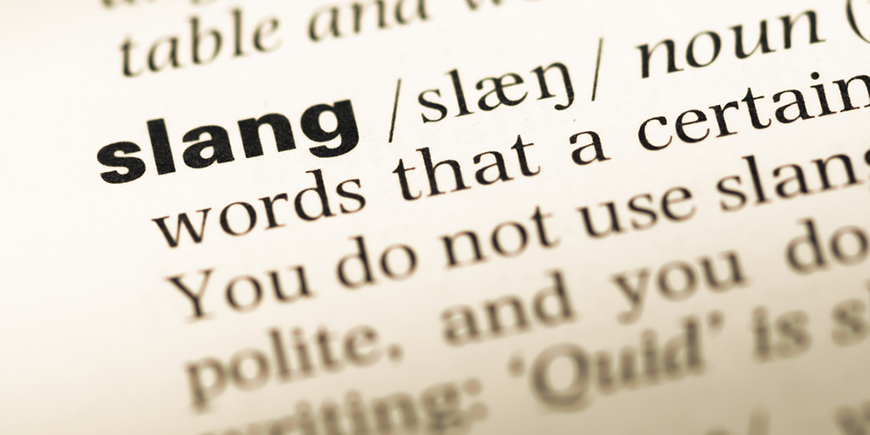 Slang Terms from the Automobile Sales Floor (Part One)
