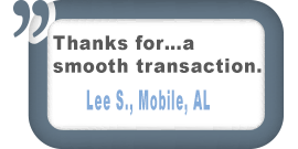 Mobile, AL Customer Testimonial