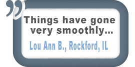 Rockford, IL Customer Comments