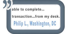 Washington, DC Customer Comment