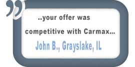 Grayslake, IL Customer Comment