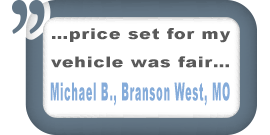 Branson West, MO Customer Testimonial