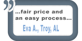 Troy, AL Customer Testimonial