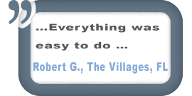 The Villages, FL Customer Comment