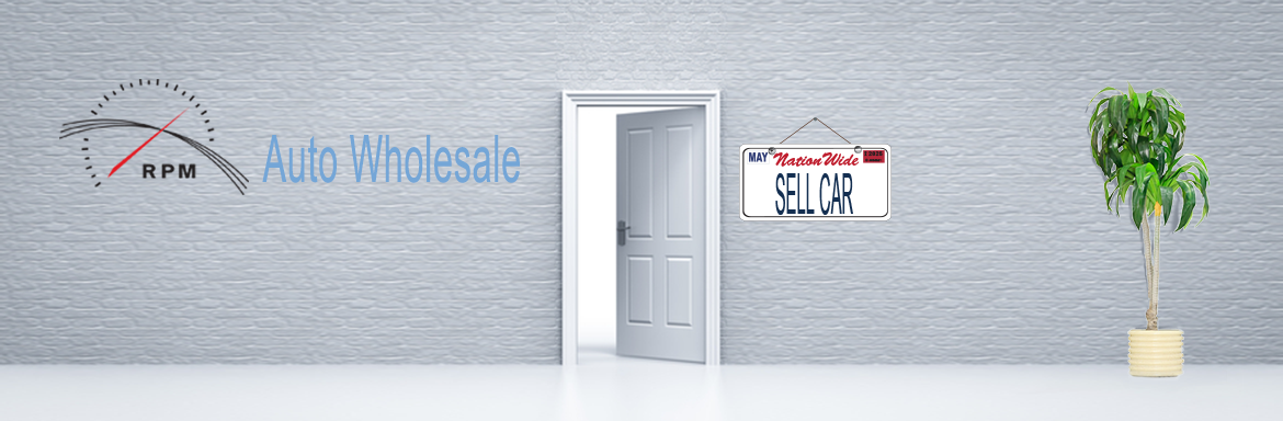 Open door encouraging consumers to learn about our services for selling a car