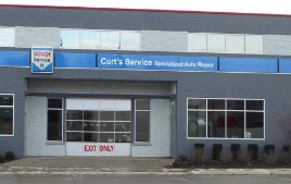Curt's Service Inspects Cars for RPM Auto Wholesale
