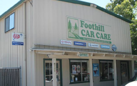 Foothill Car Care Inspects Cars for RPM Auto Wholesale
