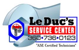 LeDuc's Service Center Inspects Cars for RPM Auto Wholesale