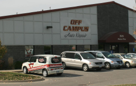 Off Campus Auto Repair Inspects Cars for RPM Auto Wholesale