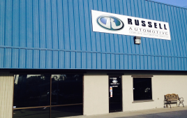Russell Automotive Inspects Cars for RPM Auto Wholesale