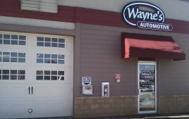 Wayne's Automotive Inspects Cars for RPM Auto Wholesale