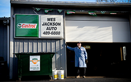 Wes Jackson Automotive Inspects Cars for RPM Auto Wholesale