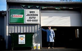 Wes Jackson Automotive Inspects Cars for RPM Auto Wholesale
