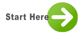 Clickable arrow to get started selling your car today